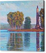 Perry Monument Acrylic Print