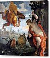 Perseus Rescuing Andromeda Acrylic Print
