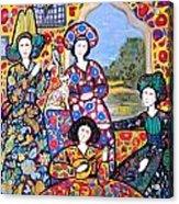 Persian Afternoon Acrylic Print
