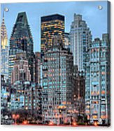 Perspectives Acrylic Print by JC Findley
