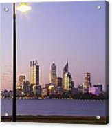 Perth 2am-004259 Acrylic Print