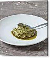 Pesto Acrylic Print