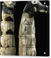 Pet Mummies, 1st Century Acrylic Print