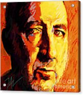 Pete Towsend Acrylic Print