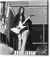 Day On The Green 6-6-76 #6 Acrylic Print