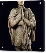 Peter I The Cruel 1334-1369. Kinf Acrylic Print