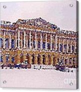 Peterburg Around Acrylic Print