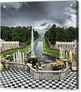 Peterhof Palace Acrylic Print