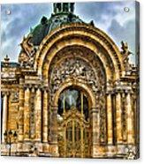 Petit Palais - Paris France Acrylic Print