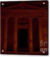 Petra A Light Acrylic Print