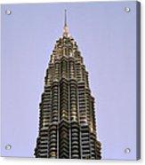 Petronas Pinnacle Acrylic Print