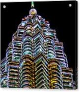Petronas Tower Acrylic Print