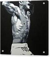 Pettis Captures The Belt Acrylic Print