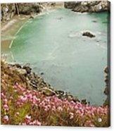 Pfieffer Beach Acrylic Print