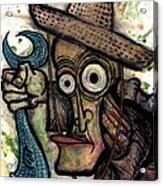 Phaeton I Acrylic Print by M o R x N