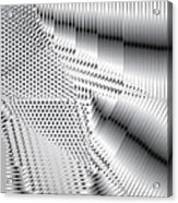 Phalanx 30 Shatter Acrylic Print