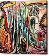 Phantasmagoria Acrylic Print by Michael Kulick