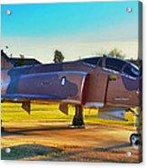Phantom 4 Jet Vietnam Era Acrylic Print