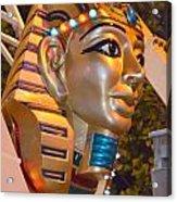 Pharaoh's Canoe Acrylic Print