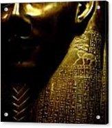 Pharaohs Curse Acrylic Print