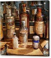 Pharmacist - Digestable Acrylic Print