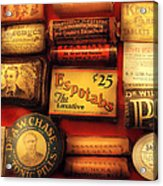 Pharmacist - The Druggist Acrylic Print