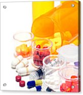 Pharmacopoeia  Acrylic Print