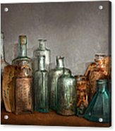 Pharmacy - Doctor I Need A Refill  Acrylic Print