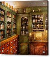 Pharmacy - Room - The Dispensary Acrylic Print