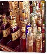 Pharmacy - The Selection  Acrylic Print