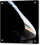 Phenom Reflection Acrylic Print