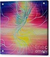 Pheonix Acrylic Print