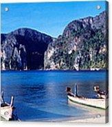 Phi Phi Islands Thailand Acrylic Print