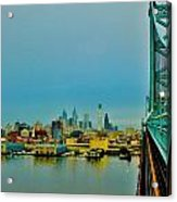 Philadelphia Acrylic Print
