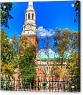 Philadelphia Christ Church 2 Acrylic Print