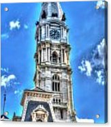 Philadelphia City Hall 1 Acrylic Print