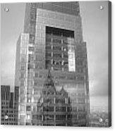 Philadelphia Comcast Building Acrylic Print