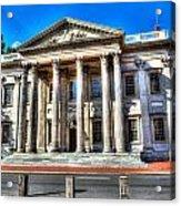 Philadelphia First Bank Acrylic Print