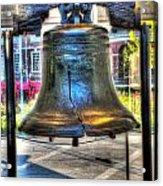 Philadelphia Liberty Bell 1 Acrylic Print