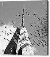 Philadelphia Liberty Place Acrylic Print