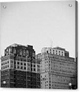 Philadelphia Skyline 2 Acrylic Print