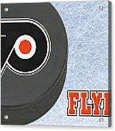 Philadephia Flyers Acrylic Print