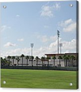 Phillies Brighthouse Stadium Clearwater Florida Acrylic Print