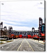 Phillies Stadium - Citizens Bank Park Acrylic Print
