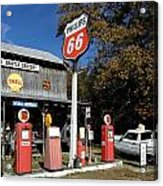 Phillips 66 With The Ranchero Acrylic Print
