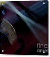 Phoebe's Violin Acrylic Print