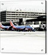 Phoenix Az Southwest Planes Acrylic Print