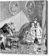 Photographer, 1864 Acrylic Print