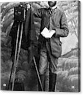 Photographer, 1900 Acrylic Print