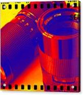 Photographic Lenses Acrylic Print